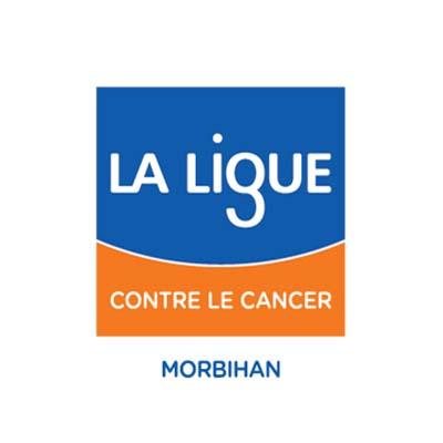 Logo Ligue Contre le Cancer-Morbihan